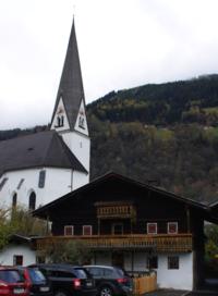 Pfarrkirche Hll. Laurentius und Bartholomäus