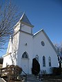Branch Mountain United Methodist Church Three Churches WV 2009 02 01 03.jpg