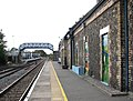 Brandon railway station - view west along the eastbound platform - geograph.org.uk - 1516122.jpg