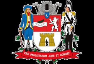 Jacareí - Image: Brasão do Municipio de Jacareí SP