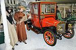 Brasier 1908 town coupe 11 HP. Spielvogel 2013.jpg