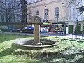Bratislava Mickieviczova Street Hospital Fountain LQ.jpg