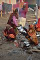 Breakfast Preparation - Gangasagar Fair Transit Camp - Kolkata 2016-01-09 8376.JPG