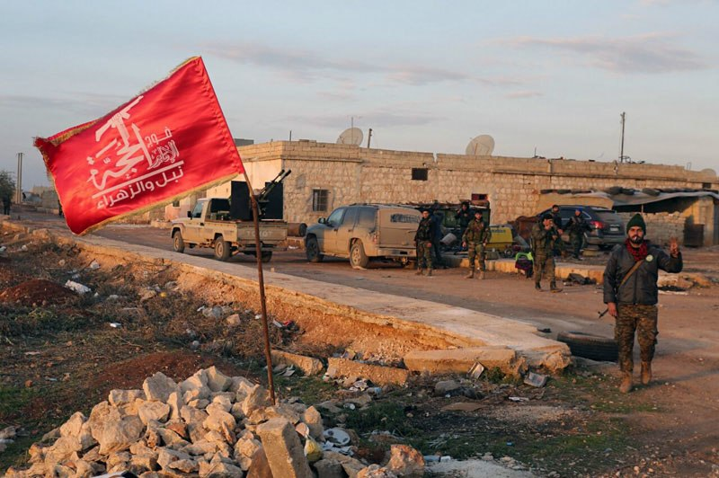 Breaking siege of Nubl and Al-Zahraa (2)