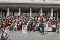 Brest - Fête de la musique 2014 - intermittents du spectacle - 005.jpg