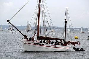 Brest 2012 Belle étoile 601.JPG
