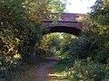 Bridge over former York to Beverley Railway - geograph.org.uk - 1519280.jpg