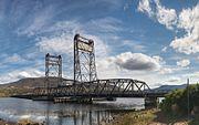 Bridgewater Bridge, Tasmania