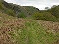 Bridleway up Cwm Egnant - geograph.org.uk - 1296942.jpg