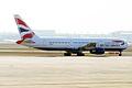 British Airways, G-BZHB, Boeing 767-336 ER (15834213734).jpg
