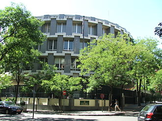 Embassy of the United Kingdom, Madrid - British Embassy, 1966-2008