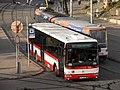 Brno, Benešova, Hlavní nádraží, Irisbus Crossway LE 12M č. 7818 (02).jpg
