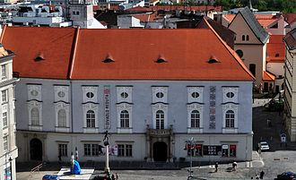 National Theatre Brno - Reduta Theatre