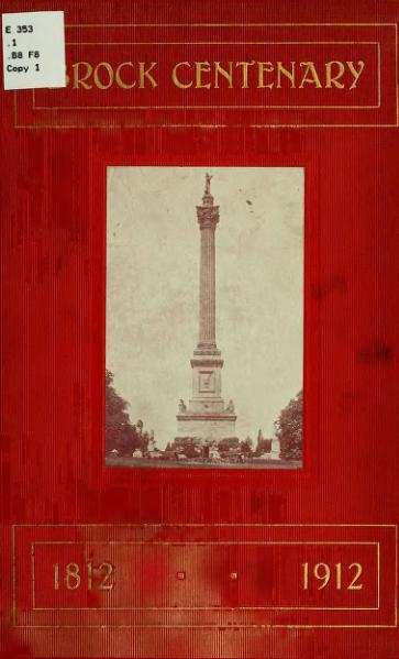 File:Brock centenary 2nd ed. 1913.djvu