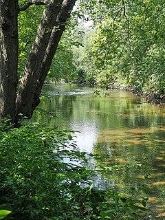 Bronx River River in New York, United States