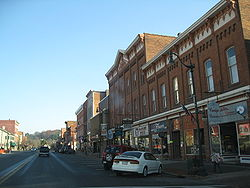 Downtown Brookville