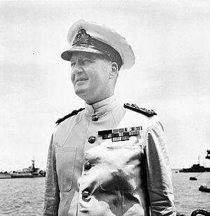 Bruce Fraser, 1st Baron Fraser of North Cape