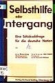 Bruno Jung Jens Jessen Selbsthilfe oder Untergang 1931 Einband.jpg