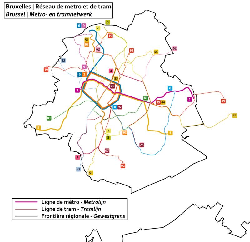 Trams in Brussels - Wikipedia