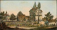 Buckenhof Schloss um 1860 001.JPG