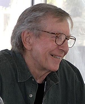 Bud Shrake - Bud Shrake at the 2007 Texas Book Festival.