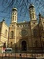 Budapešť, Erzsebetváros, synagoga II.JPG