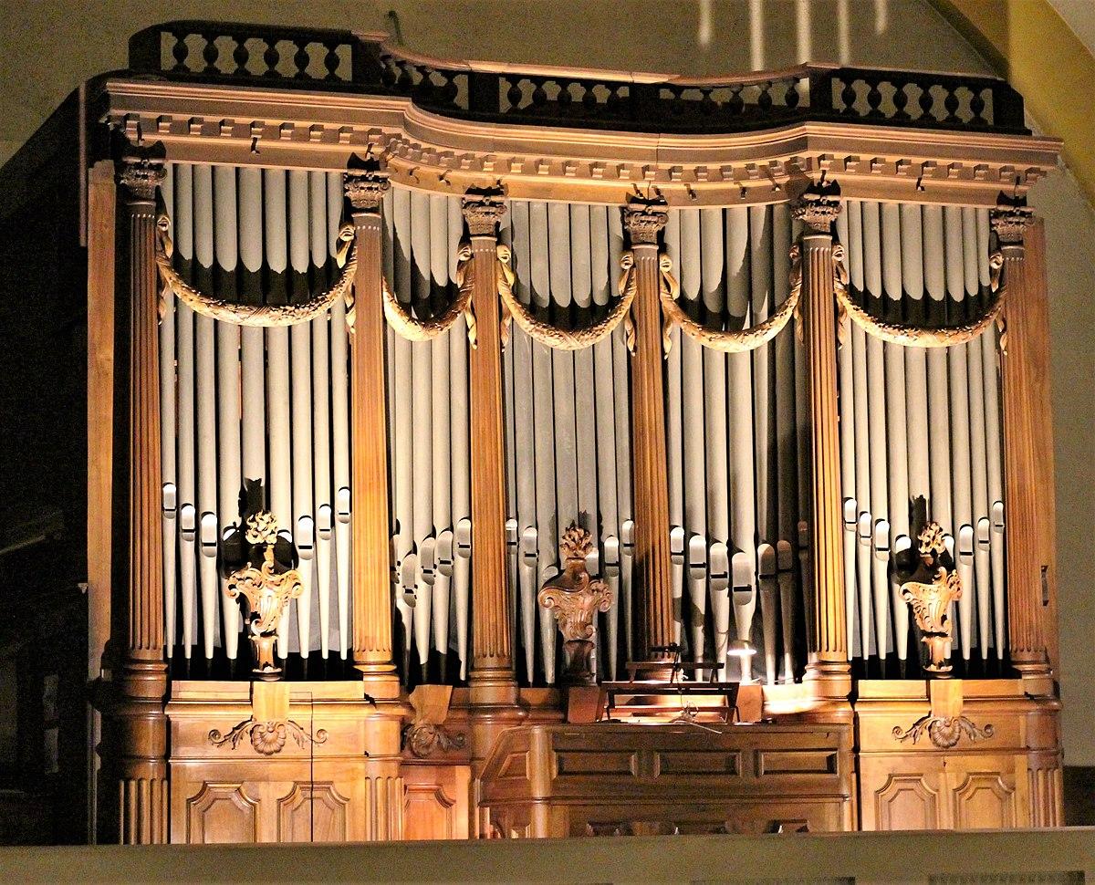 Grand orgue de l'église Saint-Dominique de Paris — Wikipédia