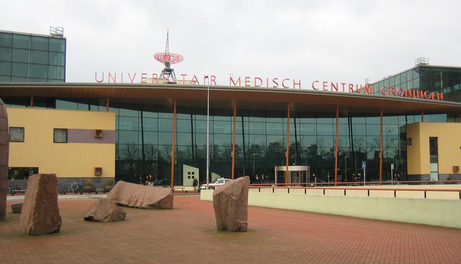 Building University Medical Centre Groningen UMCG