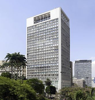 Votorantim Group - Votorantim Group Headquarters, São Paulo.