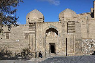 Magok-i-Attari Mosque Mosque in Bukhara, Uzbekistan