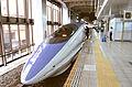 Bullet Train Shinkansen DSC 3348 (6246388090).jpg
