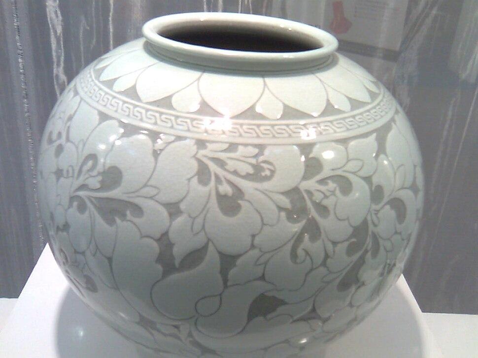 Buncheong Ceramic