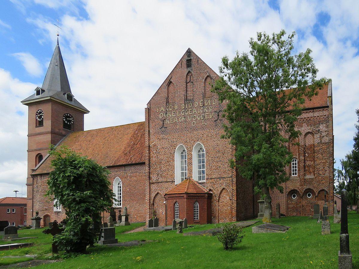 Reformierte Kirche (Bunde) – Wikipedia