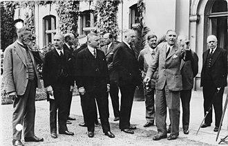 Franz von Papen - Papen's cabinet (2 June 1932)
