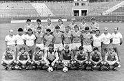 Bundesarchiv Bild 183-1988-0803-303, Mannschaftsfoto 1. FC Union Berlin