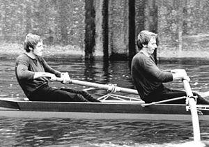 Bernd Landvoigt - Bernd and Jörg Landvoigt in 1978