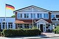 Burg auf Fehmarn, Restaurant und Hotel Burg-Klause.JPG