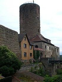 Burg Thann, Juni 2012