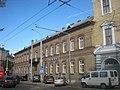 Buvęs žydų pastats pylimo gatvėje.JPG