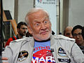 Buzz Aldrin at NatBookFest15 during C-SPAN2 Book TV interview - 2.jpg