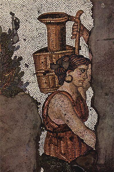 Византийская мозаика (V век)