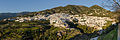 Cómpeta Complete Panorama View Golden Hour 02 2014.jpg