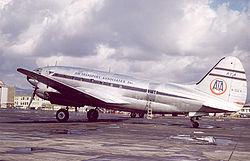 Acidente do Curtiss C-46 da Miami Airlines em 1951