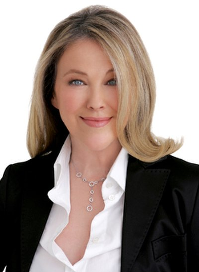 Catherine O'Hara, Canadian actress, writer and comedian