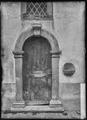 CH-NB - Zermatt, Kirche, Tür, vue d'ensemble - Collection Max van Berchem - EAD-8650.tif