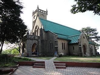 Kasauli - Christ Church, Kasauli