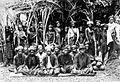 COLLECTIE TROPENMUSEUM Een groep hoofden uit Aceh waaronder die van Reman en B÷nd÷r Klipah TMnr 10001510.jpg