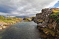 Cañón Flosagja, Parque Nacional de Þingvellir, Suðurland, Islandia, 2014-08-16, DD 041.JPG