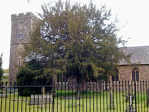 Cadoc - St Cadoc's Church, Caerleon