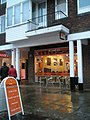 Café Mezzo in the High Street - geograph.org.uk - 1631048.jpg